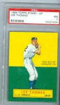 1964 topps Stand-Up psa 6 Lee Thomas