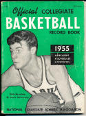 1955 Official collegiate NCAA Basketball Record book Dick Boushka St. Louis
