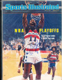 1978 5/8 Signed Sports Illustrated Elvin Hayes Bullets no label