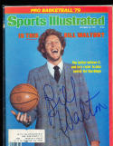 1979 10/15 Signed Sports Illustrated Bill Walton
