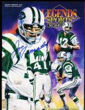 Joe Namath Jets Legends Sports  SIGNED AUTOGRAPH