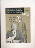 1950 Philadelphia Athletics yearbook em  bxb1