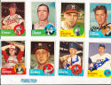 Ron Santo Cubs 252  1963  Topps Signed