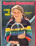 1976 3/22 Tracy Austin Tennis no label  Signed sports Illustrated