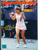 1979 9/17 Tracy Austin Tennis  Signed sports Illustrated