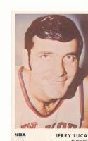 1972 icee bear Jerry Lucas New York Knicks em (corner)