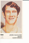 1972 icee bear John Havlicek Boston Celtics nm
