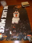 Be Like Mike Michael Jordan Poster