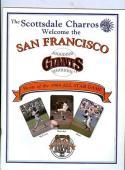 1984  San Francisco Giants Spring Training program