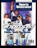 Signed sports Illustrated presents 1996 New York Yankees John Wetteland