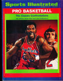 1971 10/25 Dave Debusschere Knicks newsstand Signed sports Illustrated