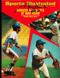 1971 9/27 Maury Wills Los Angeles Dodgers Newsstand signed sports Illustrated