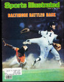 1980 8/25 bucky Dent New york Yankees signed sports Illustrated