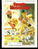 1993 7/19 Denny McLain detroit Tigers  Signed sports Illustrated