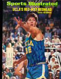 1972 3/6 Bill Walton UCLA Signed sports Illustrated