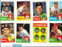 Billy Moran Angels 57  1963  Topps Signed