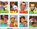 Jimmie Schaffer Cubs 81  1963  Topps Signed
