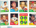 Bob Saverine  Baltimore Orioles 158 1963  Topps Signed