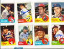 Dick Stigman Twins 89 1963  Topps Signed