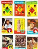 Steve Barber Baltimore Orioles 12  1963  Topps Signed d2007