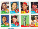 Dick Groat St. Louis Cardinals 130 1963 Topps Signed