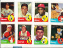 Marty Keough Cincinnati Reds  #21 1963  Topps Signed