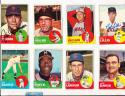 Lee Maye Braves 109 1963  Topps Signed