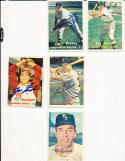 Henry Foiles Pirates 104  Signed 1957 Topps Card