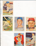 Rocky Bridges Reds 294  Signed 1957 Topps Card