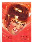 9/30 1938 Montana vs USF Football Program
