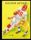 1957 11/16 USC vs Oregon  Football Program