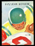 1959 11/14 USC vs Baylor  Football Program