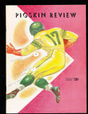 1958 9/19 USC vs Oregon State  football Program