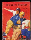 1948 10/29 USC vs California  Football Program