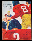 1948 11/13 USC vs Washington  Football Program