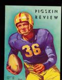 1950 9/29  USC vs IOWA  football Program nm & press notes