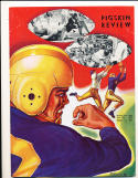 1949 11/19 USC vs UCLA  football Program & press notes