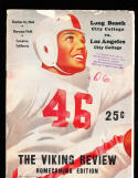 1946 10/26 Long Beach city College vs Los Angeles Football Program