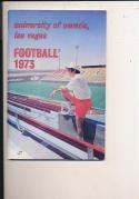 1973 UNLV Football Guide - bx73