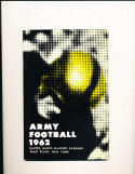 1962 Army football Press Media guide
