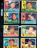 1960 Topps Signed Bob Shaw White Sox 380 d96