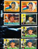 1960 Topps Signed 150 Billy Pierce White Sox em