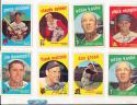 1959 Topps Signed 232 eddie kasko Cincinnati reds