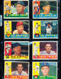 1960 Topps Signed 339 Harry Chiti Athletics d.02