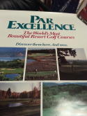 Par Excellence Best Golf Courses in the World poster