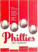 1962  Philadelphia Phillies baseball yearbook em