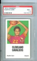 1972 COMSPEC Austin Carr PSA 7.5 (2nd highest graded)