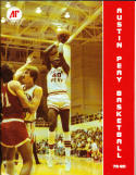 1979-1980 Austin Peay Basketball Press Media Guide