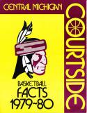 1979-1980 Central Michigan  Basketball Press Media Guide