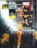 1979-1980 Colorado State  Basketball Press Media Guide
